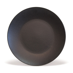 Cafe Tellerie REVOLUTION Coupe Plate - 30cm - Black