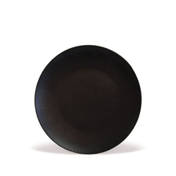 Revolution Coupe Plate - 23.5cm - Black