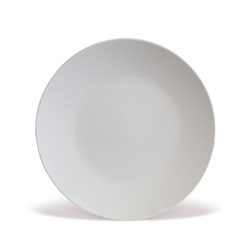 Cafe Tellerie REVOLUTION Coupe Plate - 27cm - White