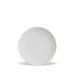 Cafe Tellerie REVOLUTION Coupe Plate - 19cm - White