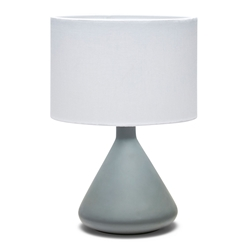 COOPER Table Lamp - Charcoal