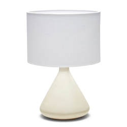 COOPER Table Lamp - Biscuit