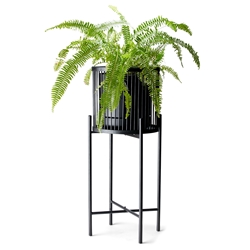 RHYTHM Plant Stand - Black - Small