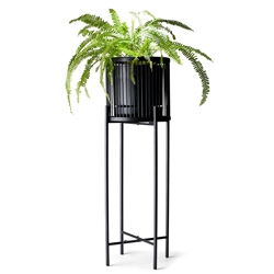 RHYTHM Plant Stand - Black - Large