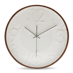 LINCOLN Clock - Walnut