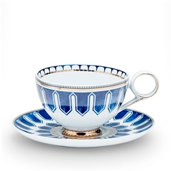 PALAIS Tea Cup & Saucer - 230ml - Deco