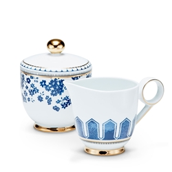 PALAIS Sugar Bowl & Creamer Set
