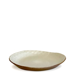 NOMAD Side Plate - 22cm - Natural