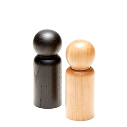 GRIND Salt & Pepper Mill - Set of 2 - Assorted Colours - Small