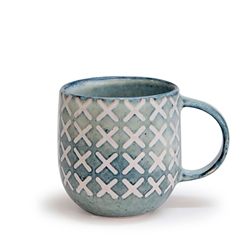 Naoko Mug - 380ml - Cross Ocean
