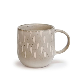 Naoko Mug - 380ml - Tear Biscuit