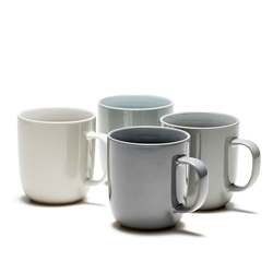 HUE Mug - 400ml - Set of 4