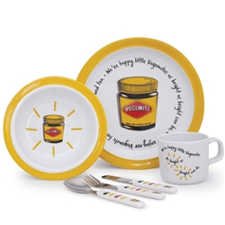 VEGEMITE Dinner Set - 6 Piece