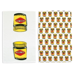 VEGEMITE Tea Towel - Set of 2