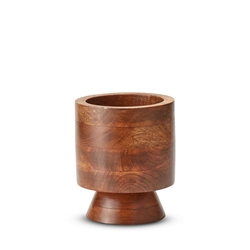 MAHA Planter - Mango Wood - Small