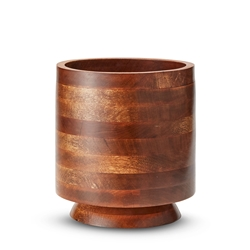 MAHA Planter - Mango Wood - Large