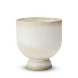 GAIA Vase - Antique White