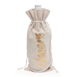 TINSEL Wine Bottle Bag - Assorted