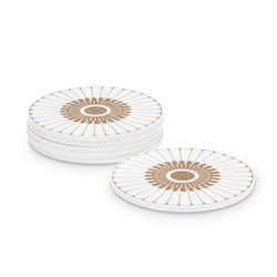 PARLOUR Coasters - Set of 4 - Deco
