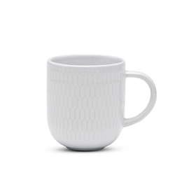 APOLLO Mug - 350mL - Set of 4 - White