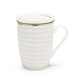 LUXE Mug Set - Feather