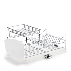 SUBLIME Dish Rack - Chrome