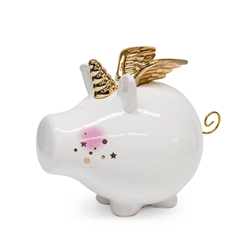 OINK Money Box - 23cm - Unicorn