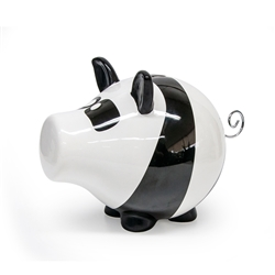 OINK Money Box - 23cm - Panda