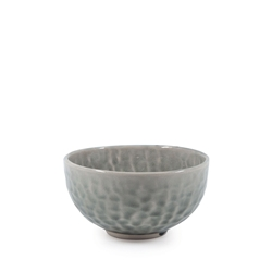 ADAM D'SYLVA Bowl - 12cm - Grey Crackle