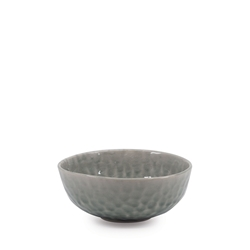 ADAM D'SYLVA Bowl - 15cm - Grey Crackle