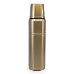 HYDRA Bullet Flask - 1 Litre - Gold