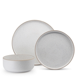 HANA Dinner Set - 12-Piece - White