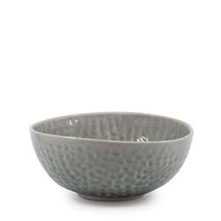 ADAM D'SYLVA Bowl - 20cm - Grey Crackle