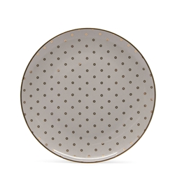 Christopher Vine High Tea Side Plate - 20cm - Taupe