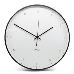 ELIO Clock - Large - White