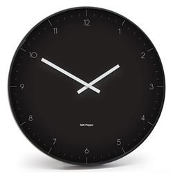 ELIO Clock - Small - Black