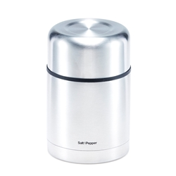 MATRAZ Food Flask - SILVER