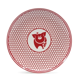 CHARMED Plate - 20cm - Red