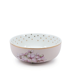 Christopher Vine HIGH TEA Bowl - 12.5x5cm - Light Pink
