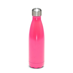 HYDRA Water Bottle - 500ml -Pink