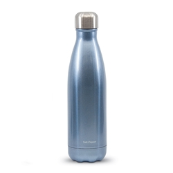 HYDRA Water Bottle - 500ml - Metallic Blue