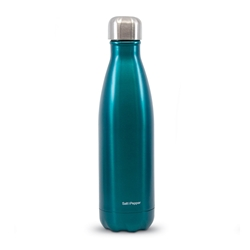 HYDRA Water Bottle - 500ml - Metallic Green