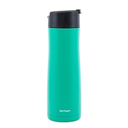 Hydra Flip Flask Double Flask 500ml - Green