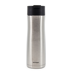 HYDRA Flip Flask - 500ml - Silver