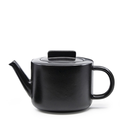 BREW Tea Pot - 1 Litre - Black