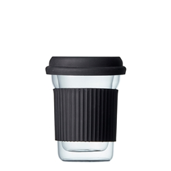 BREW Travel Mug - 285ml - Glass
