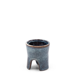 NOMAD Egg Cup - 5.5cm - Blue Dapple