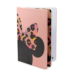 DISNEY Notebook - A5 - Minnie Pink