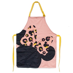 DISNEY Apron - Minnie Pink