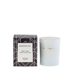 WANDERLUST NEW YORK Candle - 425g